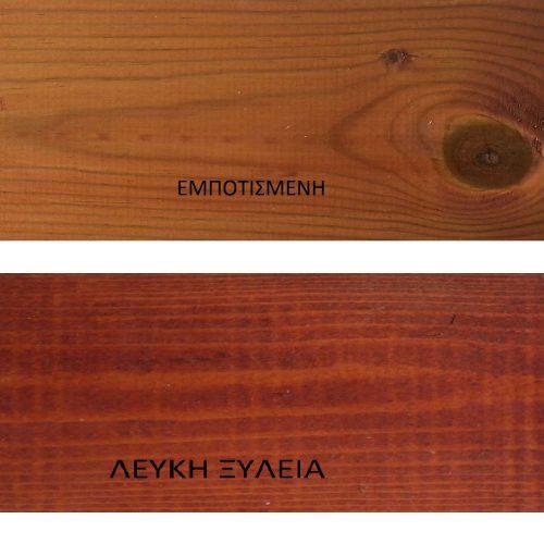 ΚΑΣΤΑΝΙΑ Υδατοδιαλυτό 2005