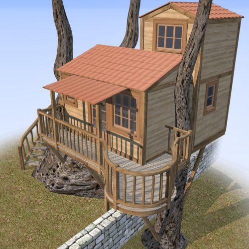 Treehouse ΛΙΛΗ